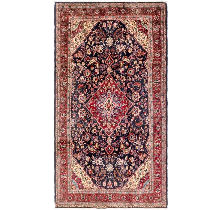 5' 2 x 9' 5 Shahrbaft Persian Rug