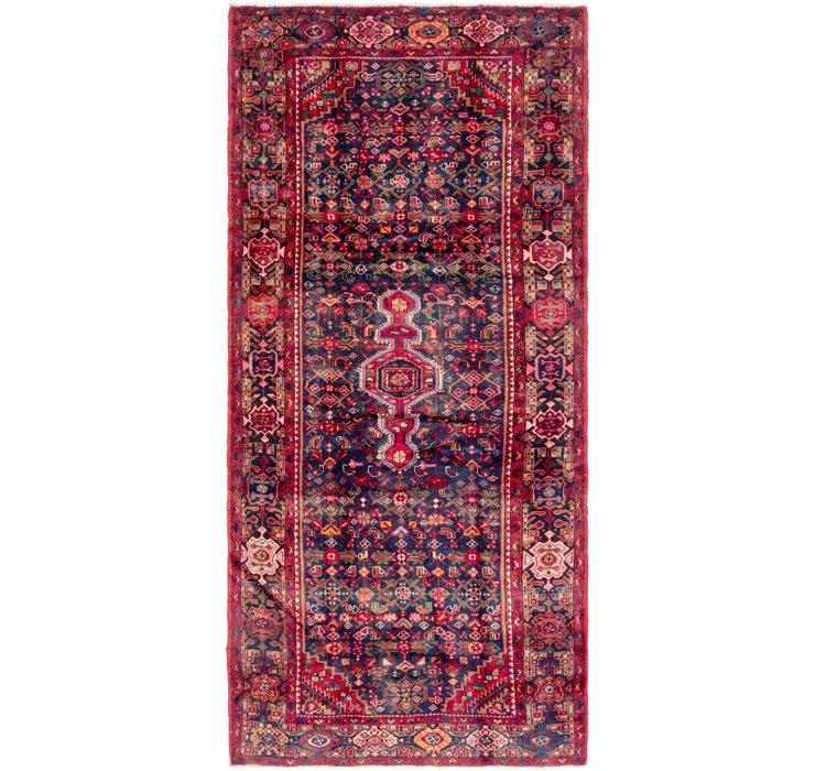 152cm x 335cm Shahsavand Persian Runn...