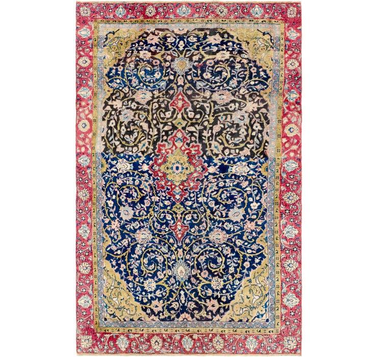 5' 10 x 9' 2 Mahal Persian Rug
