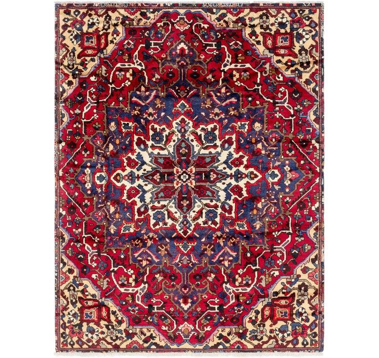 7' 3 x 9' 8 Bakhtiar Persian Rug