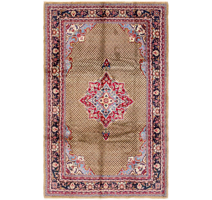 Image of 6' 5 x 10' 10 Songhor Persian Rug