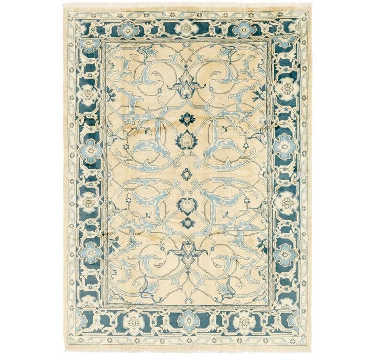 7' x 9' 9 Meshkabad Persian Rug