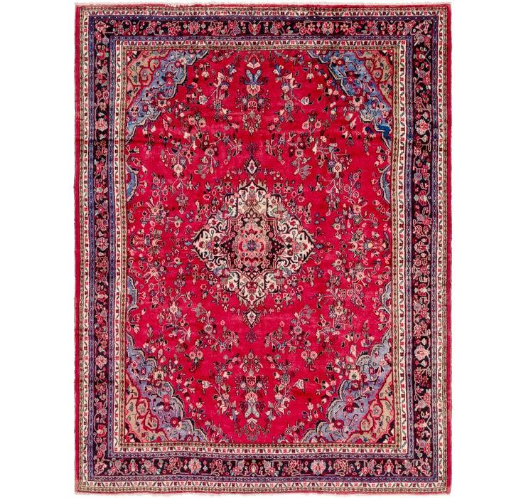 312cm x 410cm Hamedan Persian Rug