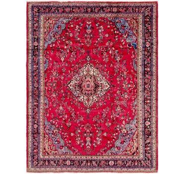 10' 3 x 13' 5 Hamedan Persian Rug main image