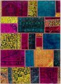 5' 6 x 8' Ultra Vintage Persian Rug thumbnail