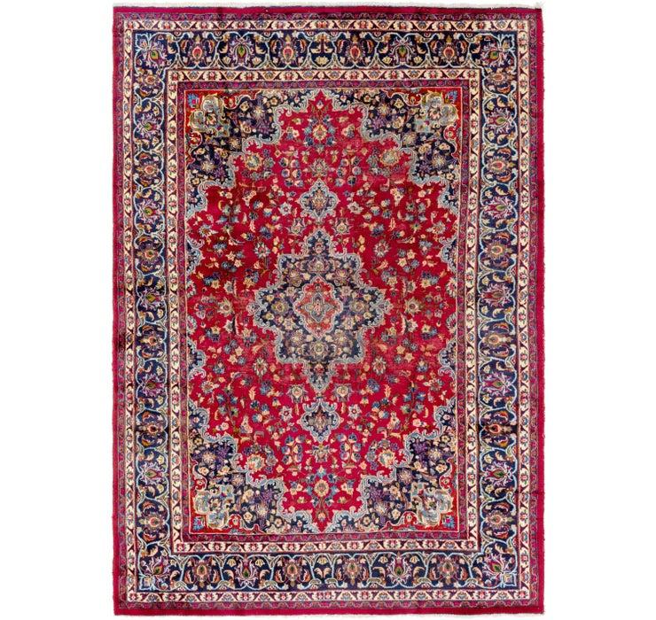250cm x 358cm Mashad Persian Rug
