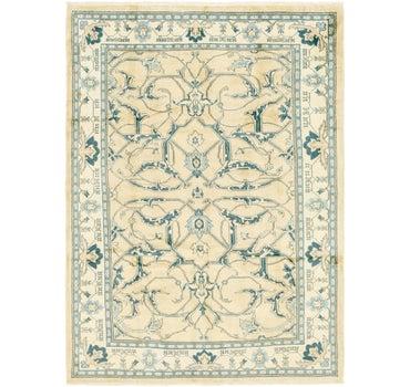 7' x 9' 7 Meshkabad Persian Rug main image
