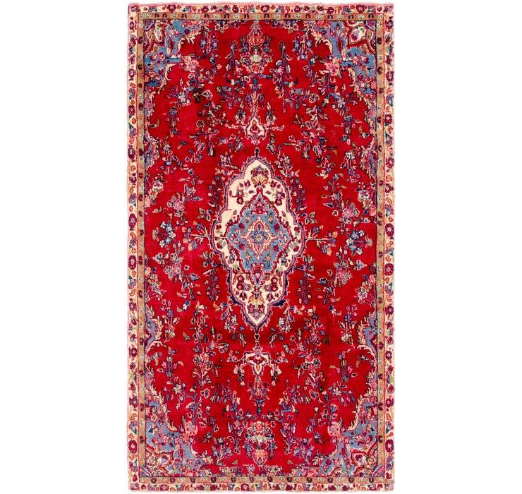 152cm x 305cm Shahrbaft Persian Rug