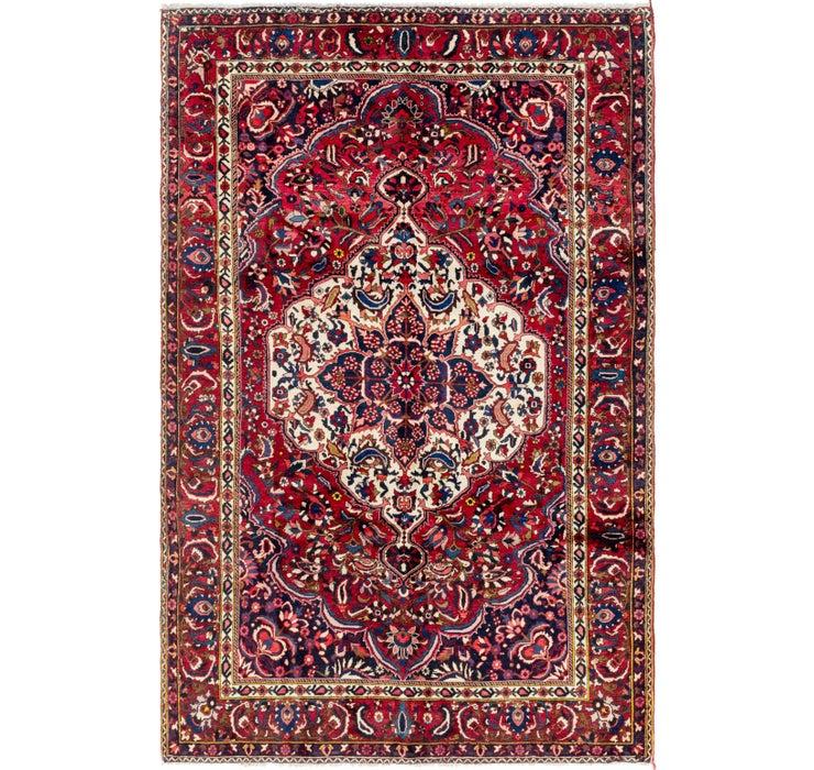 213cm x 325cm Bakhtiar Persian Rug