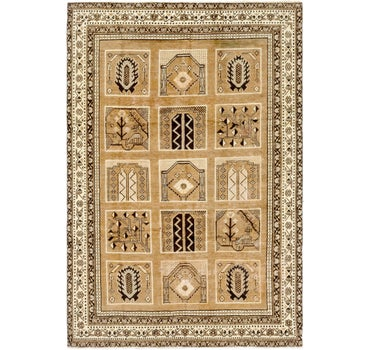 6' 5 x 9' 7 Ferdos Persian Rug main image