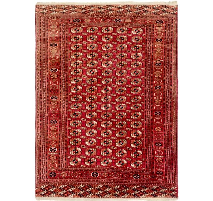 200cm x 282cm Bokhara Oriental Rug