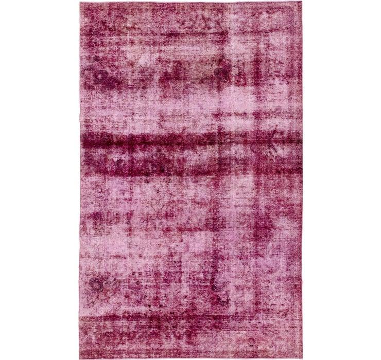7' 9 x 12' 5 Ultra Vintage Persian Rug