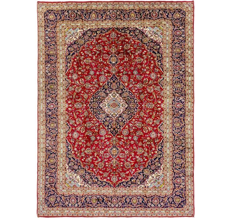 305cm x 415cm Kashan Persian Rug