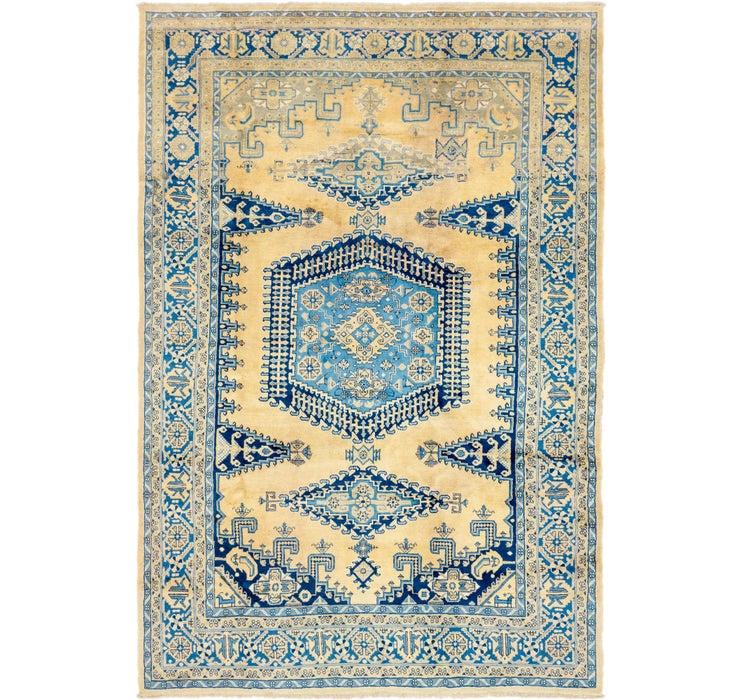 8' x 12' Viss Persian Rug