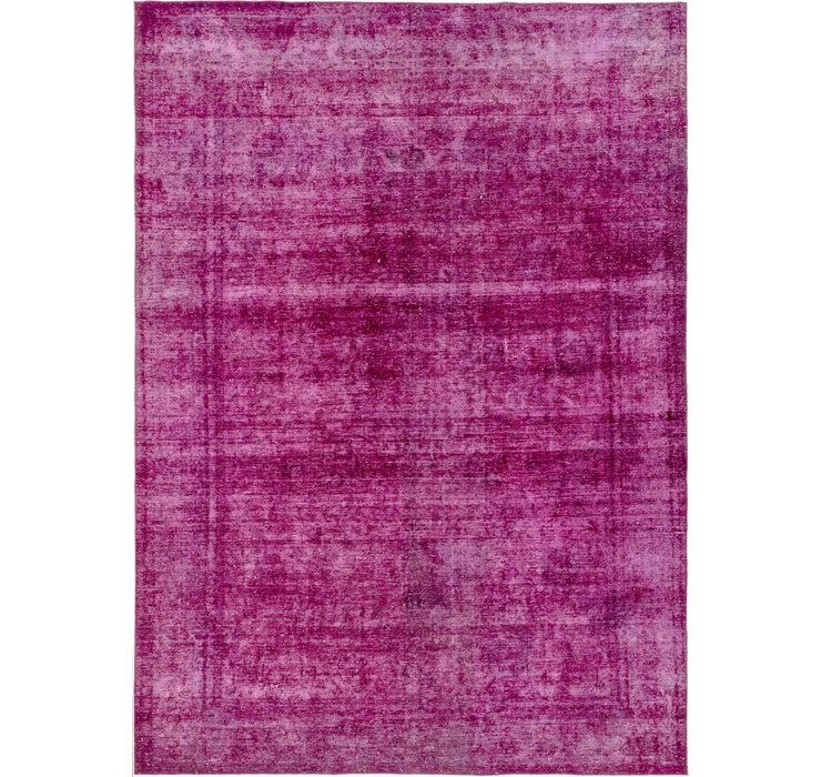 9' 10 x 13' 9 Ultra Vintage Persian Rug