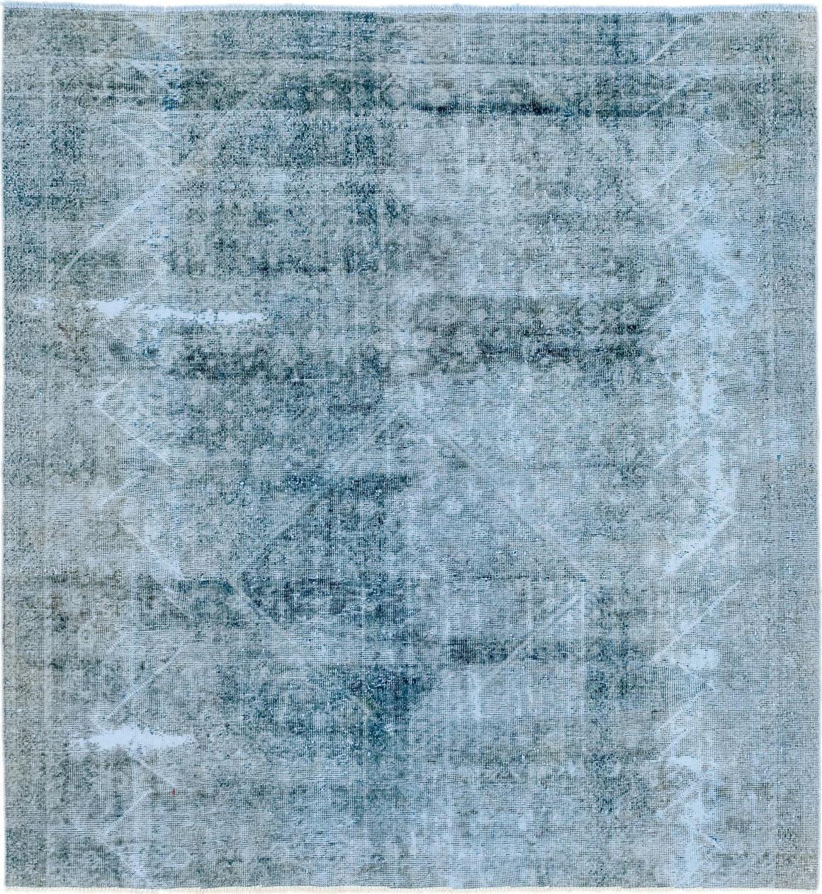 8' 2 x 8' 9 Ultra Vintage Persian Square Rug main image