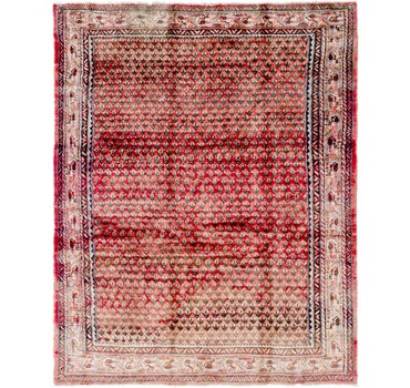 5' 7 x 7' Botemir Persian Rug main image
