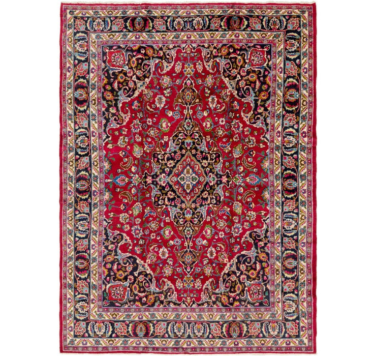 305cm x 410cm Mashad Persian Rug