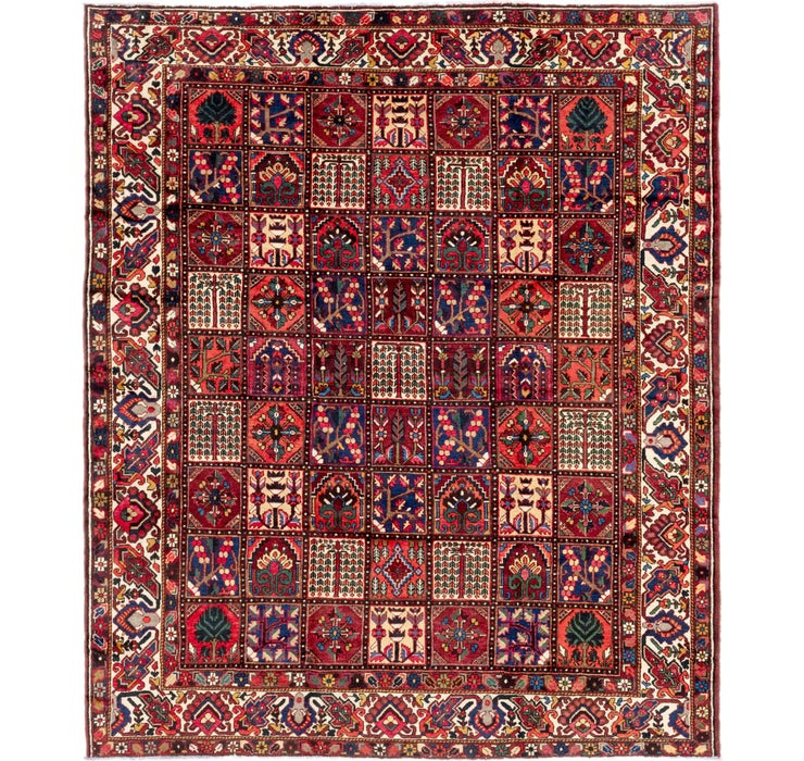 312cm x 365cm Bakhtiar Persian Rug