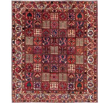 10' 3 x 12' Bakhtiar Persian Rug main image
