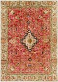8' 8 x 12' 4 Tabriz Persian Rug thumbnail