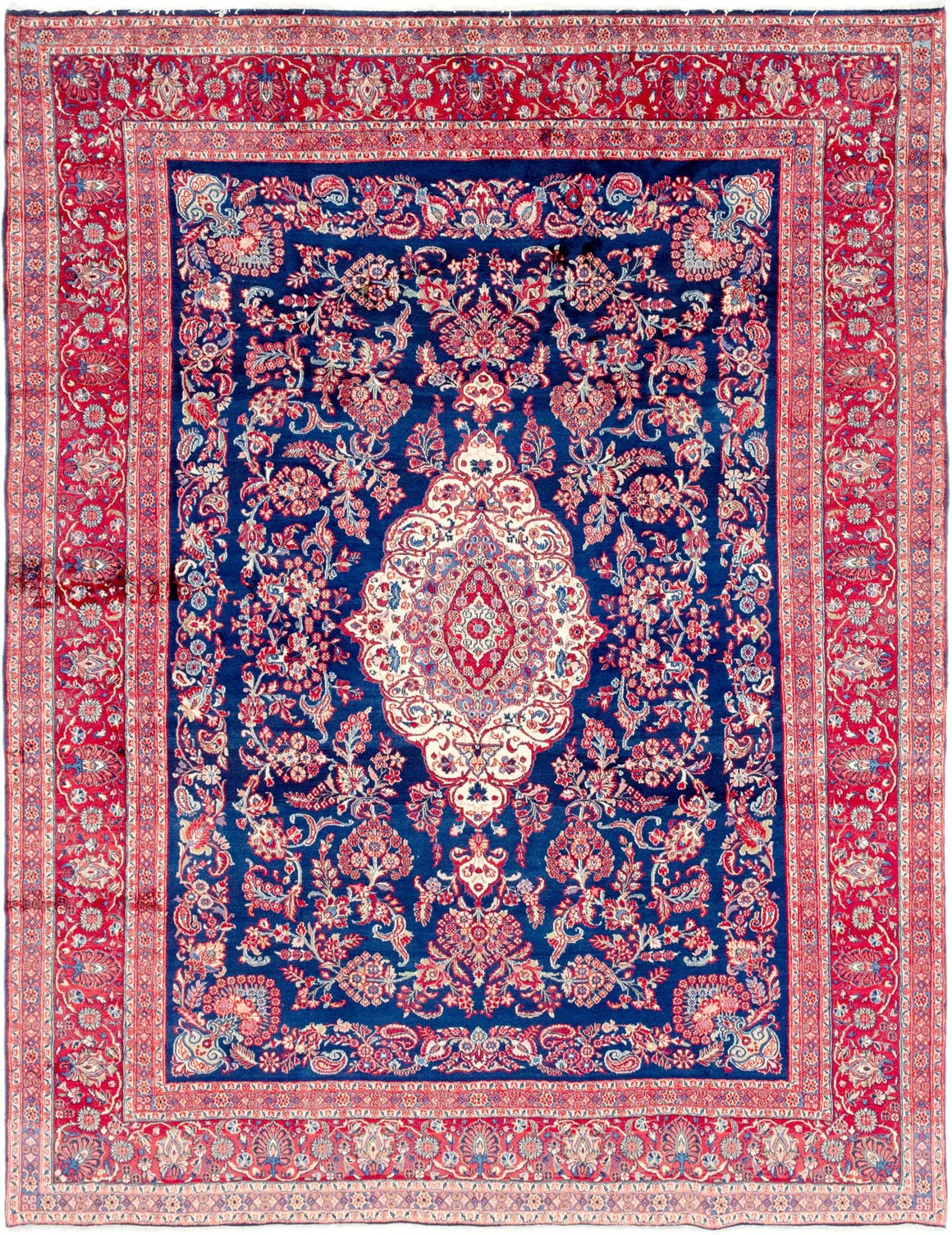 9' x 11' 6 Shahrbaft Persian Rug main image