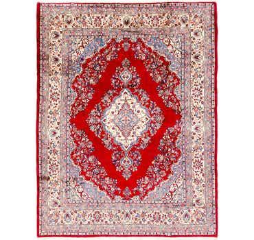 Image of 9' 2 x 11' 8 Shahrbaft Persian Rug