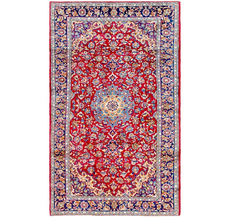 203cm x 335cm Isfahan Persian Rug