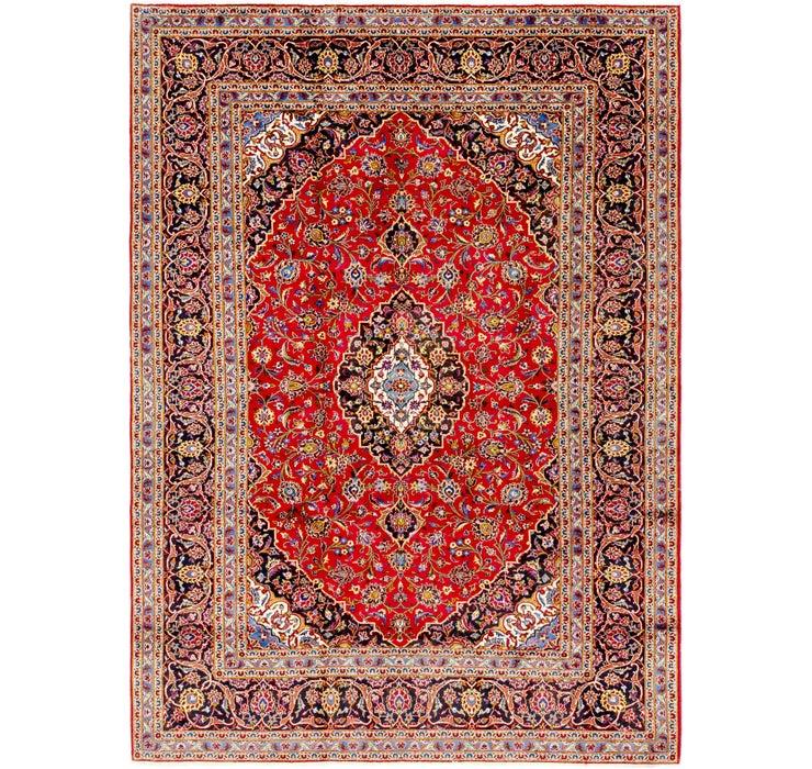 245cm x 340cm Kashan Persian Rug
