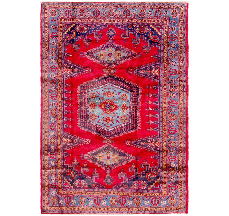 245cm x 353cm Viss Persian Rug