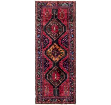 4' 4 x 11' 9 Meshkin Persian Runner Rug main image