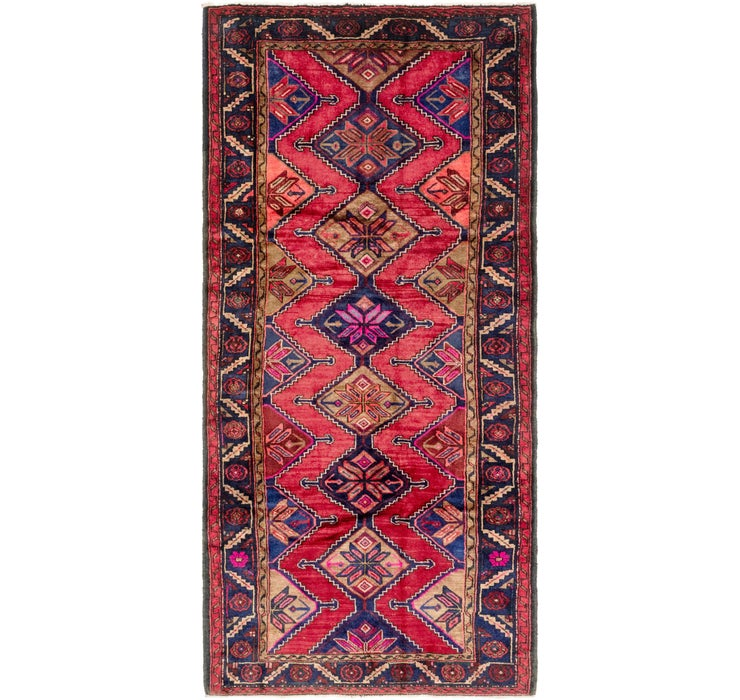 130cm x 290cm Chenar Persian Runner Rug