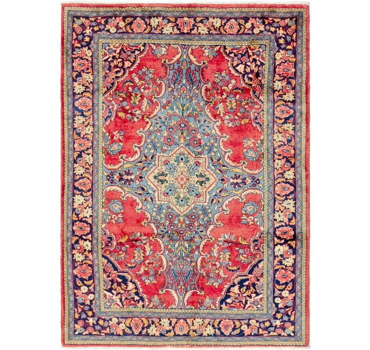213cm x 305cm Farahan Persian Rug