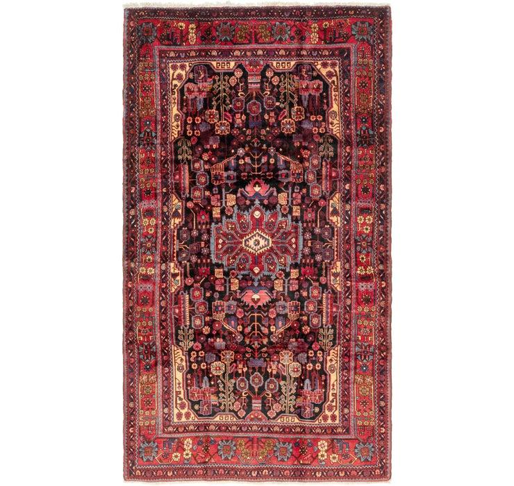 5' 4 x 9' 7 Nahavand Persian Rug