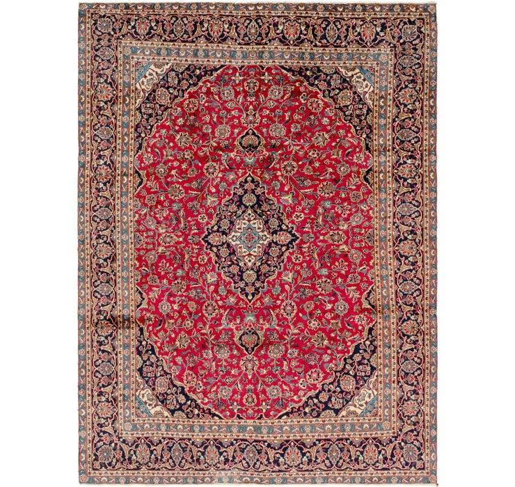 280cm x 378cm Mashad Persian Rug
