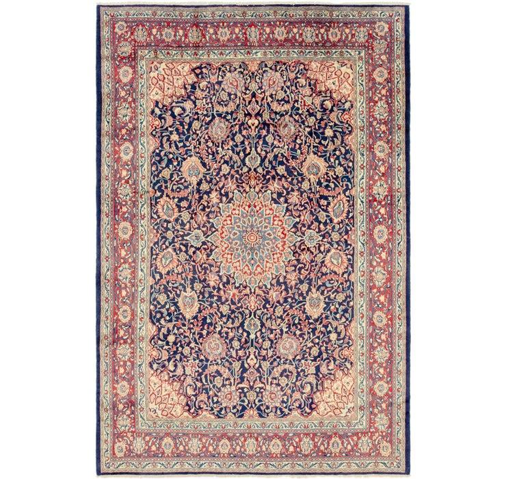 8' 9 x 13' Shahrbaft Persian Rug