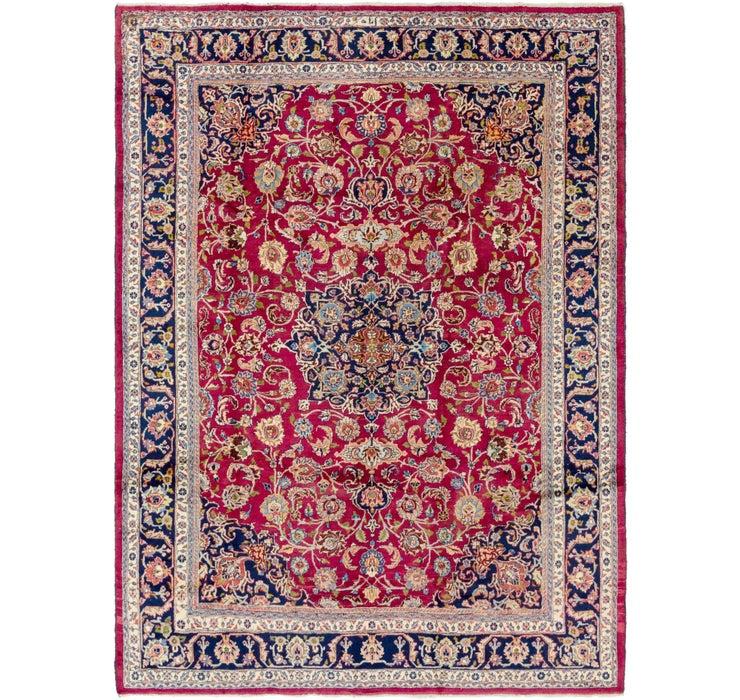 8' 6 x 11' 5 Mashad Persian Rug