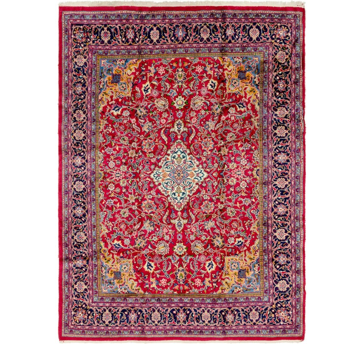 295cm x 395cm Mahal Persian Rug