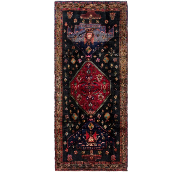 5' x 12' 2 Koliaei Persian Runner ...