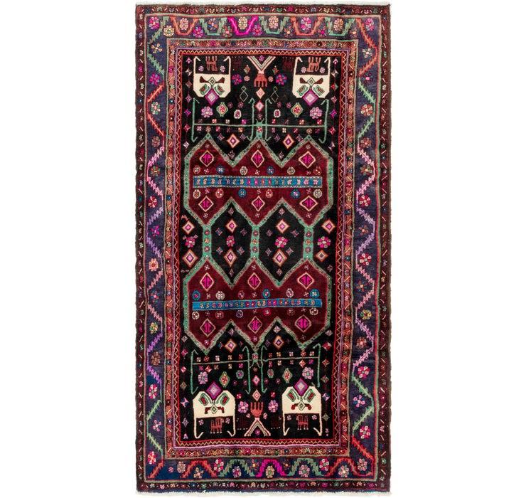 147cm x 290cm Sirjan Persian Rug