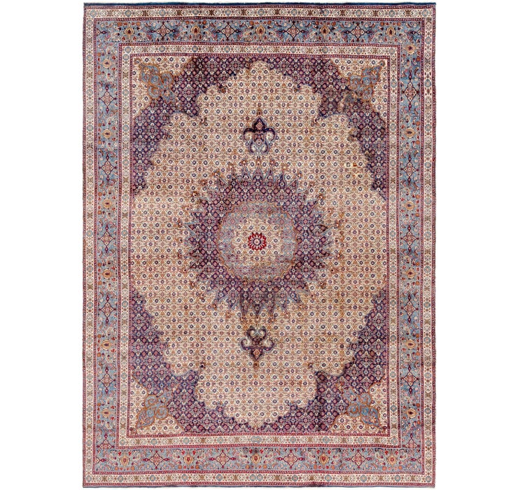 9' 3 x 13' 2 Mood Persian Rug
