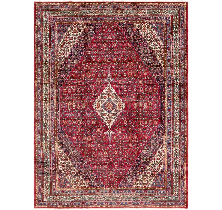 315cm x 437cm Hamedan Persian Rug