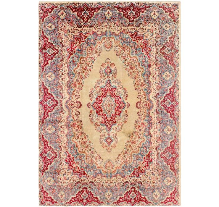 8' 9 x 12' 9 Shahrbaft Persian Rug