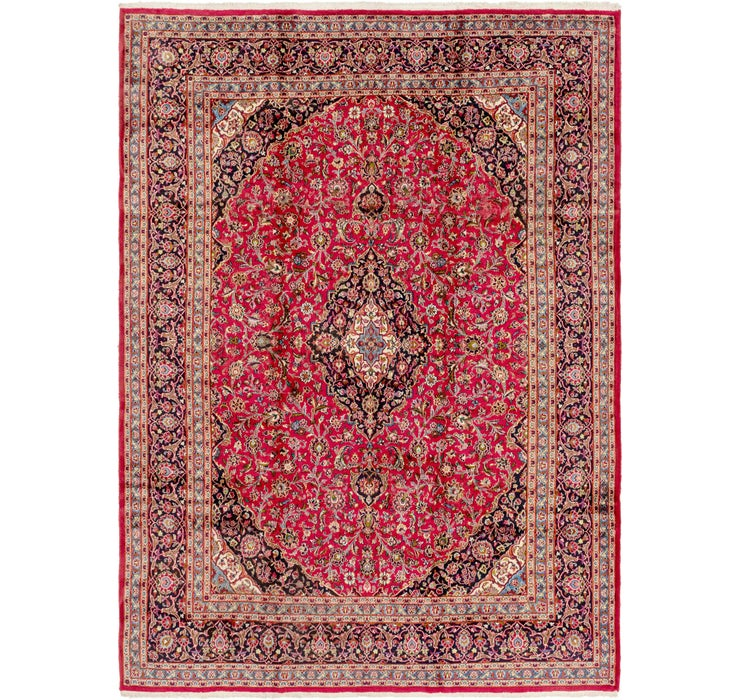 295cm x 405cm Mashad Persian Rug