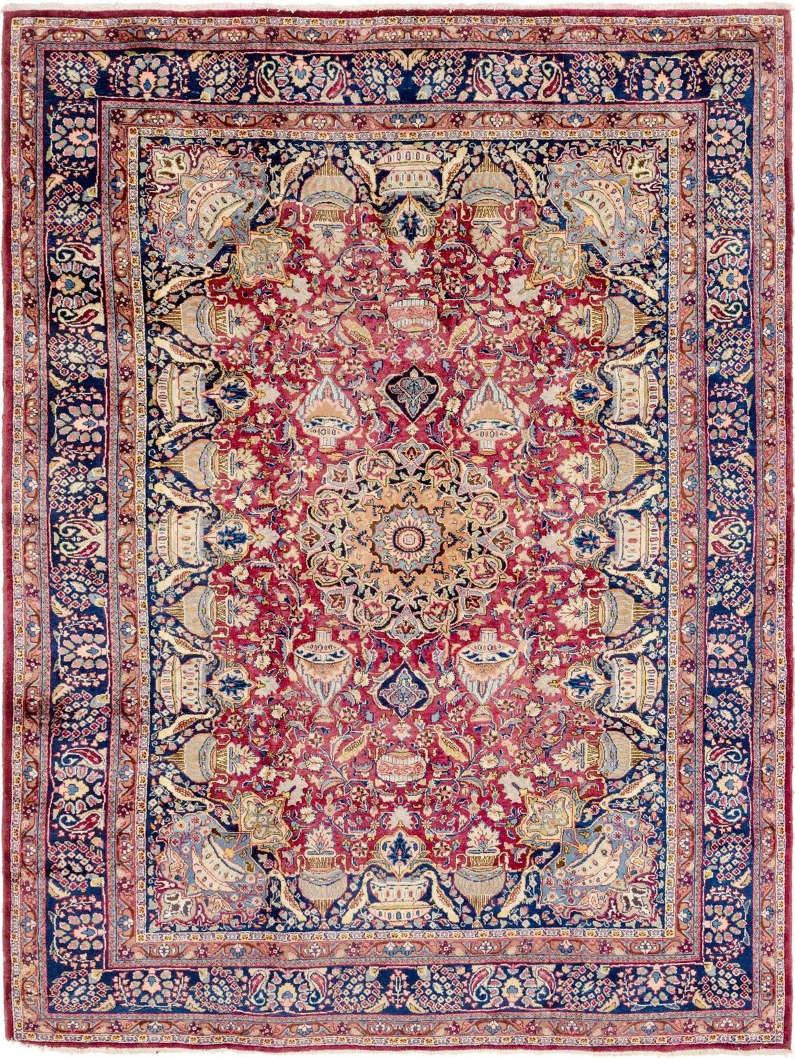 9' 8 x 12' 10 Kashmar Persian Rug main image