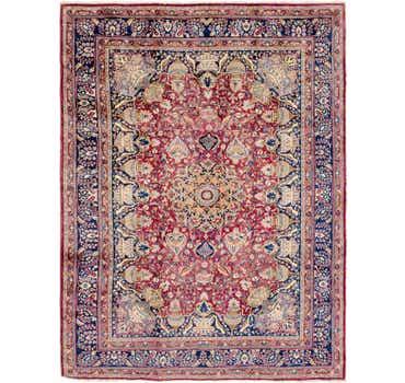 9' 8 x 12' 10 Kashmar Persian Rug