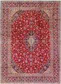 280cm x 390cm Mashad Persian Rug thumbnail image 1