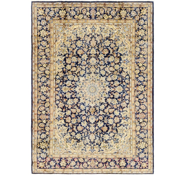 235cm x 335cm Kashan Persian Rug