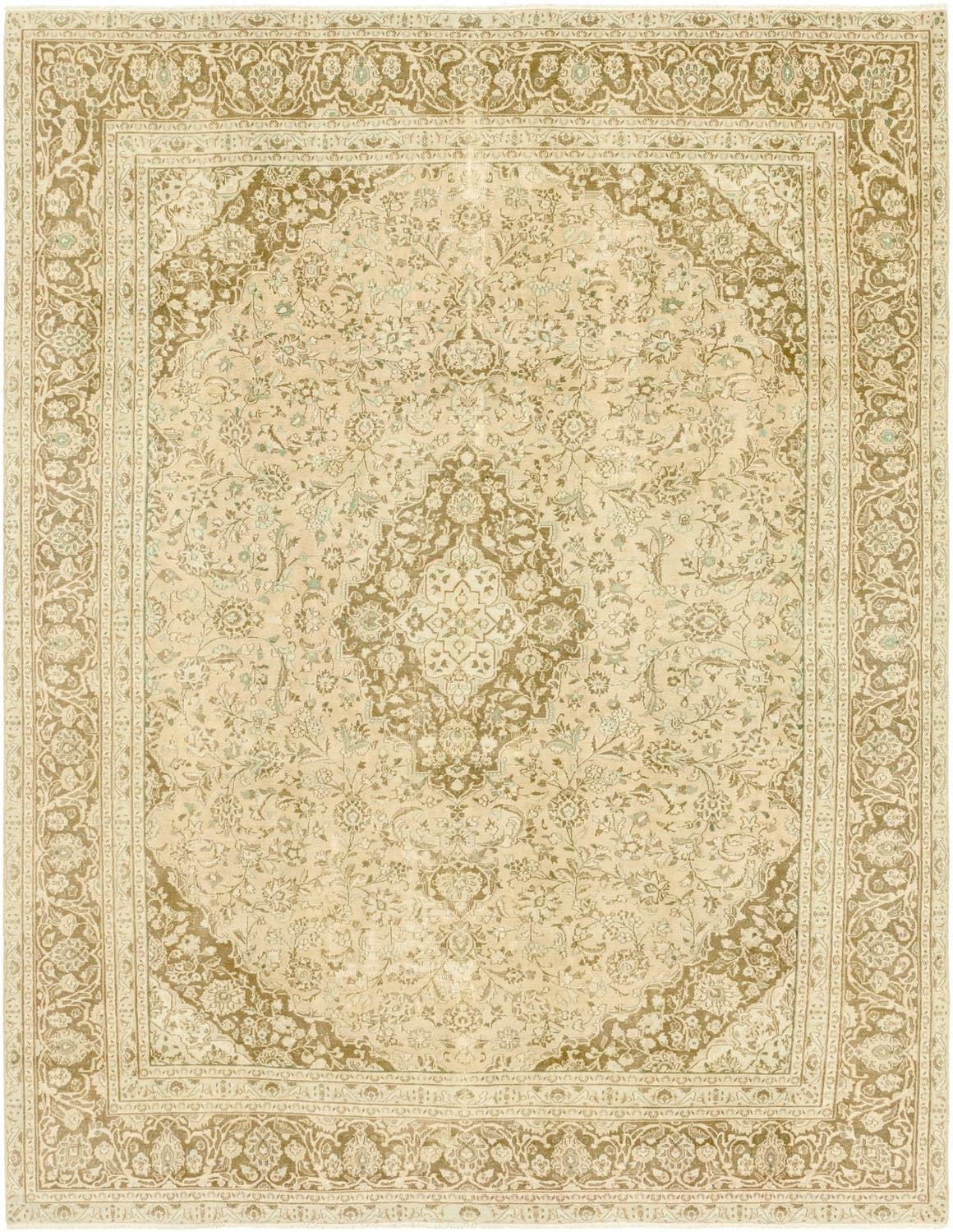 9' 1 x 12' 3 Ultra Vintage Persian Rug main image