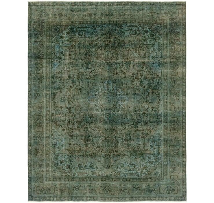 9' 10 x 12' 9 Ultra Vintage Persian Rug